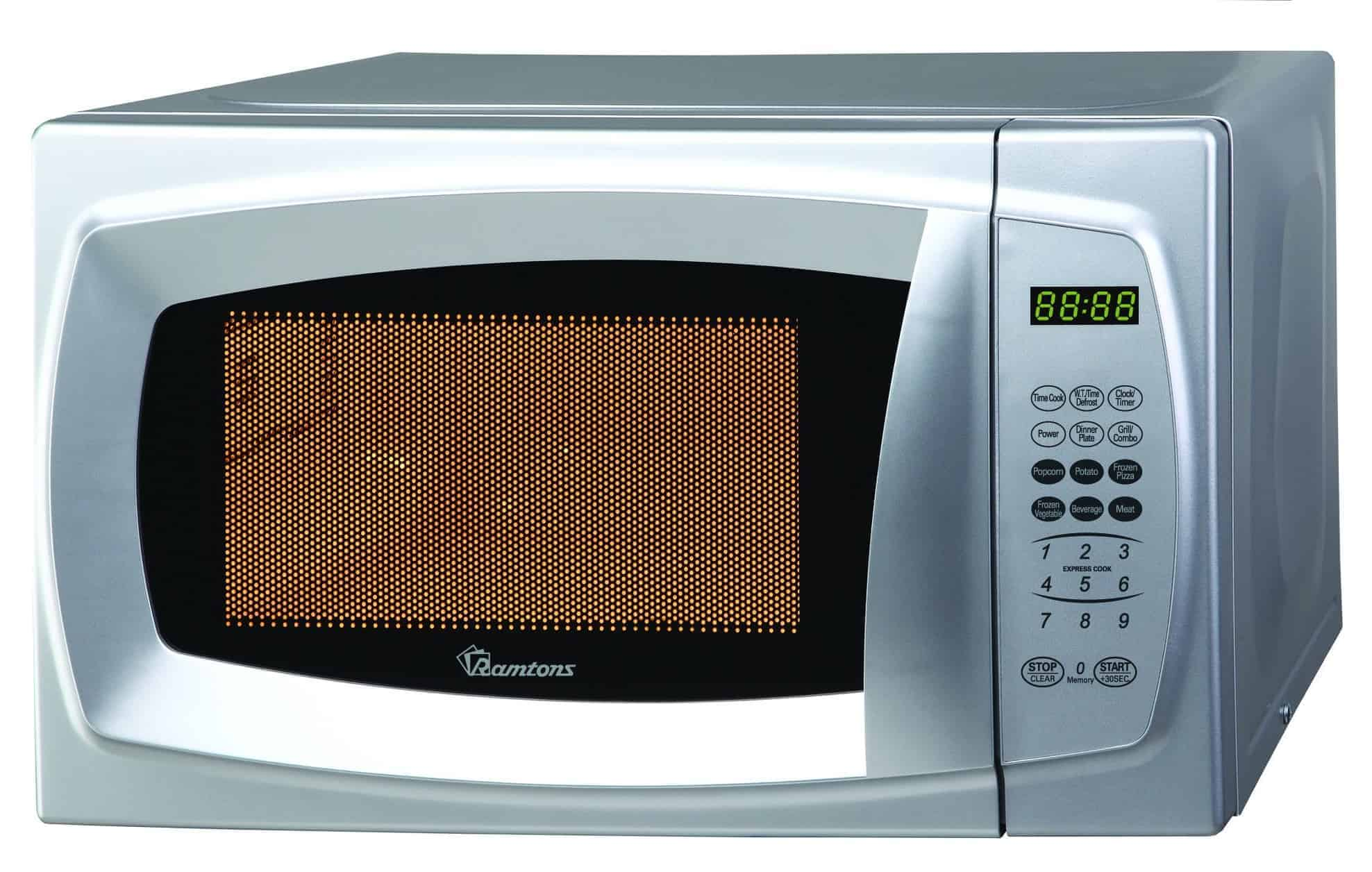 Ramtoms RM/310 Microwave Review – A Ramtoms Microwave With Grill