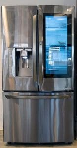 LG Instaview Side by Side Fridge - One if the best fridges in kenya