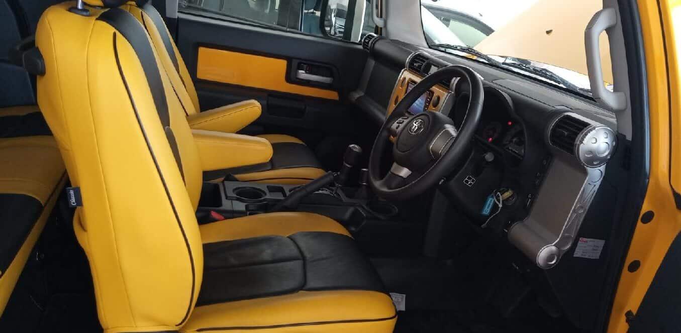 FJ Cruiser Seats