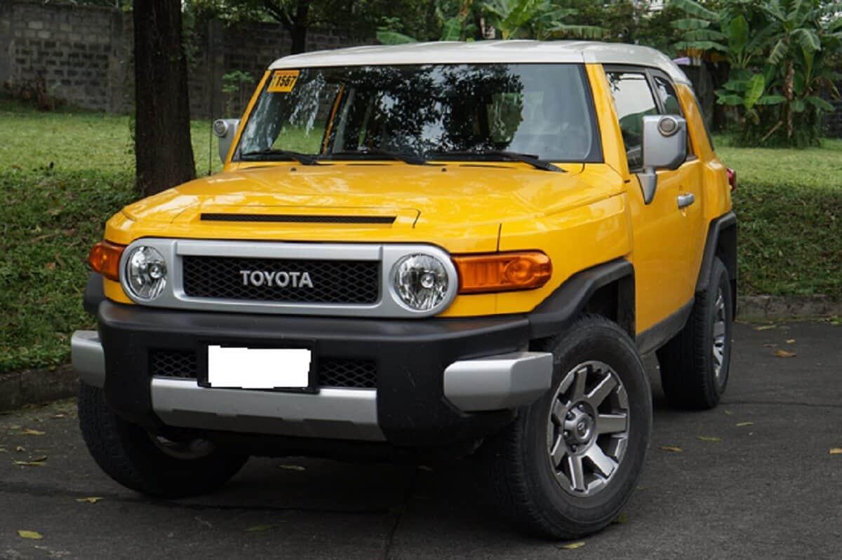 Toyota fj cruiser price in Kenya